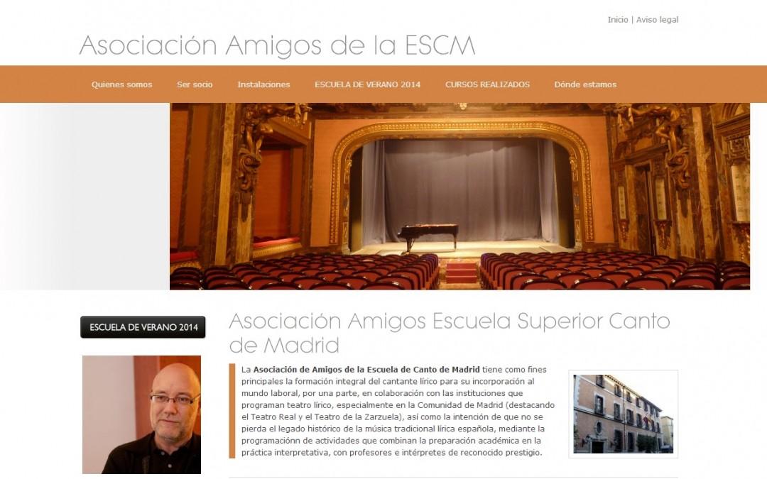 Asociación Escuela de Canto de Madrid
