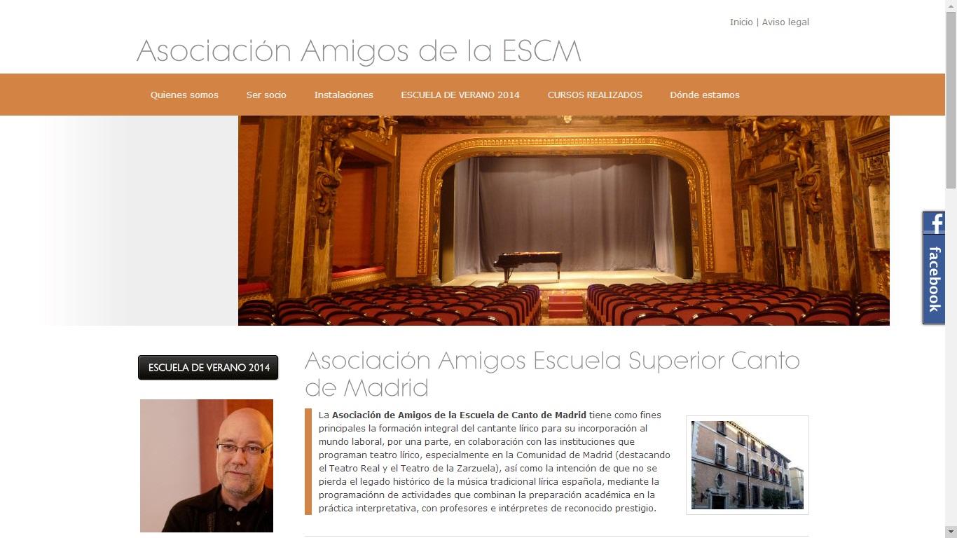 Asociación de Amigos de la Escuela de Canto de Madrid